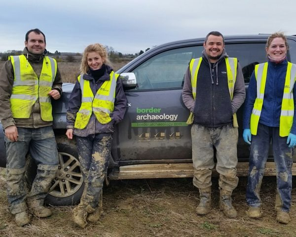 Meet our expanding team of Field Archaeologists in Milton Keynes