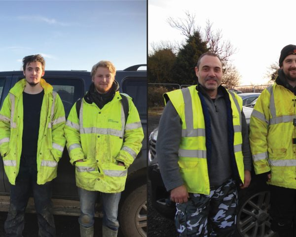 Meet new members of our growing Environmental Science Team Milton Keynes
