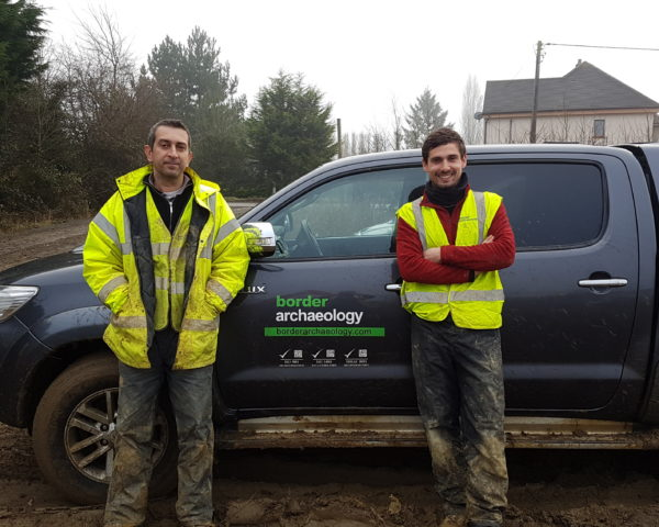 Meet our new Archaeological Supervisor and Trainee Field Archaeologist. - Milton Keynes Post-ex Department