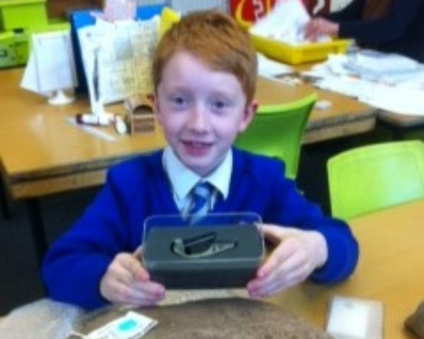 """Rotten Romans"" at Pembridge CEVA Primary School"