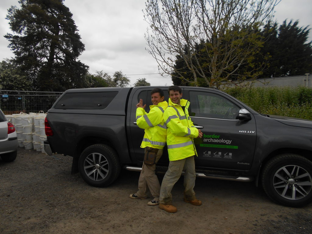 Joss Wellings BA and Stewart Hawthorn BA have recently joined our Milton Keynes Team as Environmental Assistants
