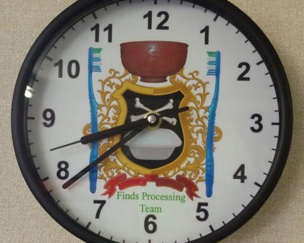 Clock this!
