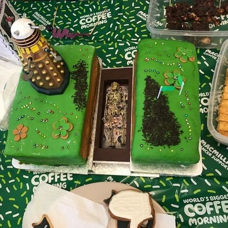 World's Biggest Coffee Morning 2018 2