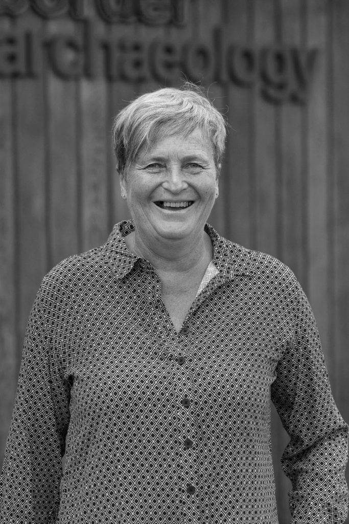 Katherine Crooks, Pottery Specialist