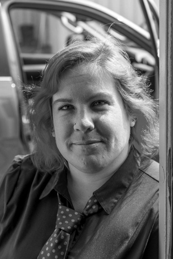 Amy Bunce UK Operations & Palaeoenvironmental Science