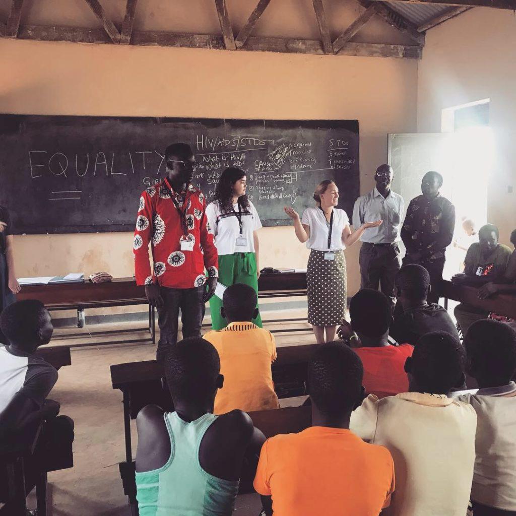 From Milton Keynes to Hoima, Uganda