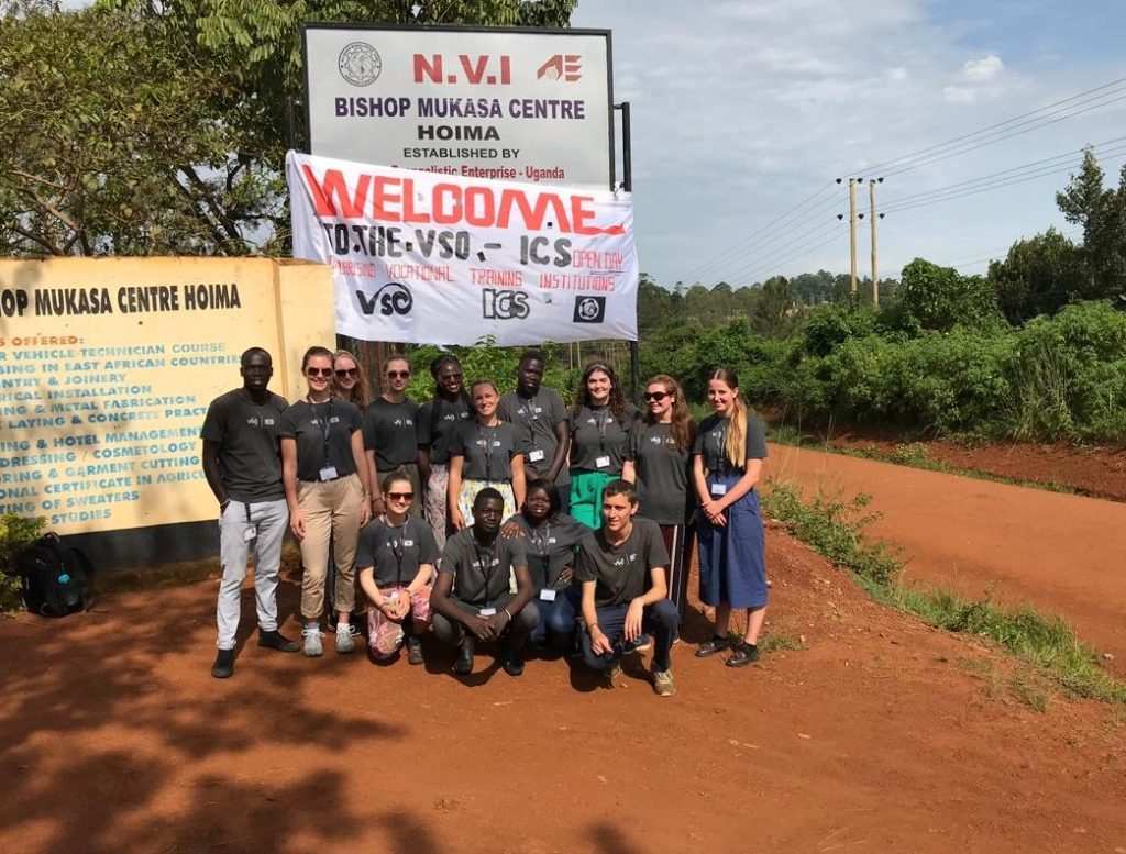 From Milton Keynes to Hoima, Uganda 1