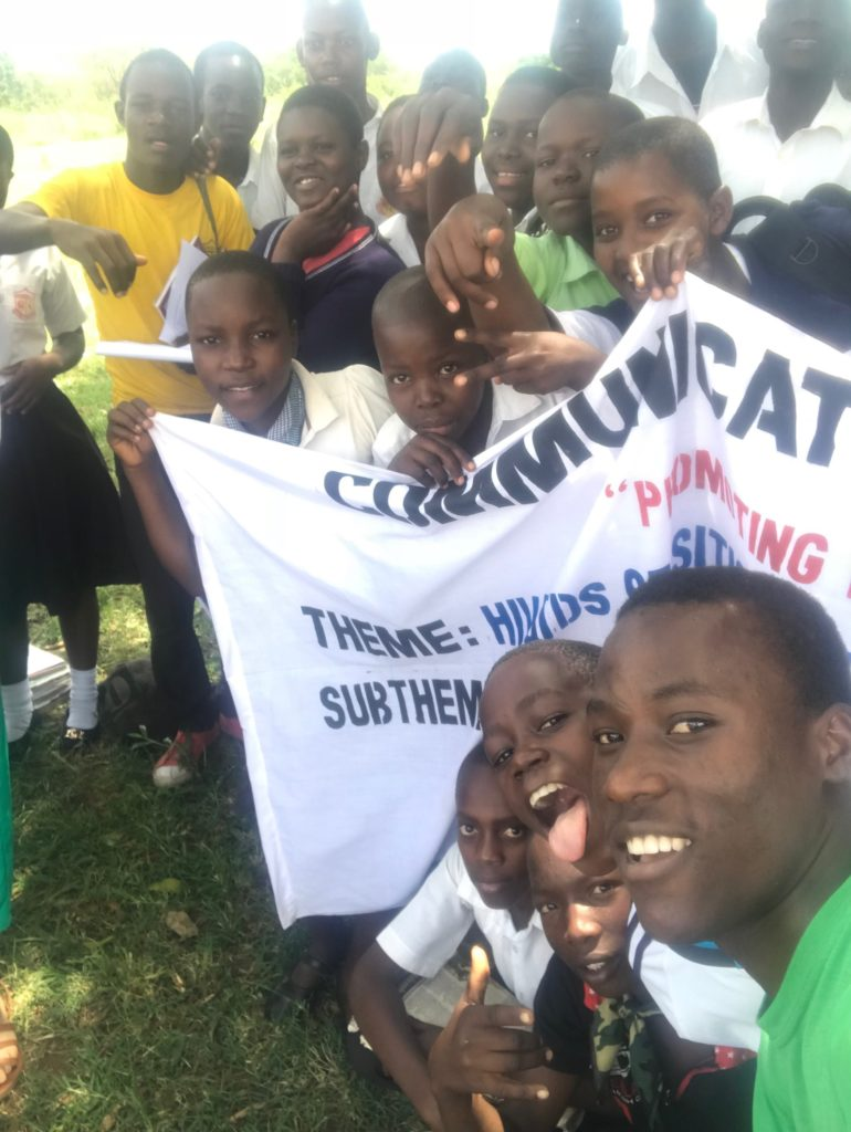 From Milton Keynes to Hoima, Uganda 6