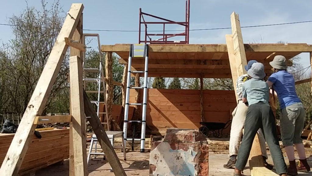 building a bat barn