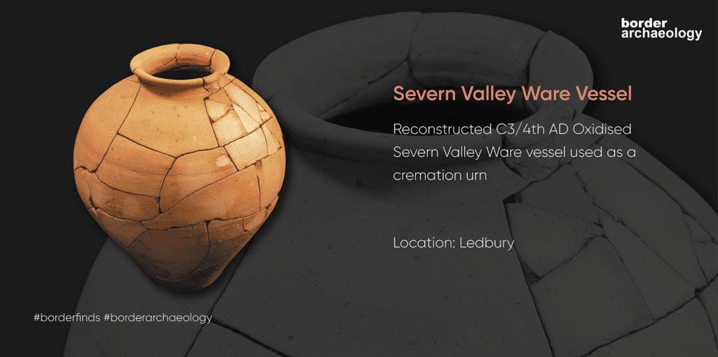 Severn Valley Ware Vessel