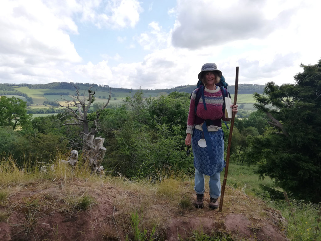 Pilgrimage tour of Herefordshire